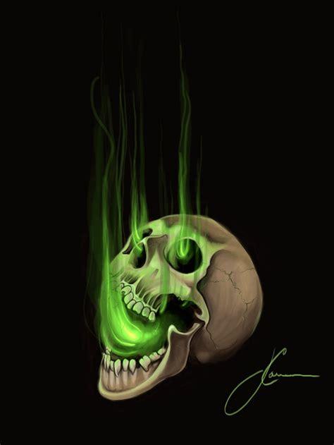 Best Images About Skulls Flames Pinterest