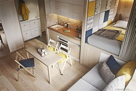 Ultra Tiny Home Design 4 Interiors 40 Square Meters by 50 Best Space Savers Images On Small Spaces