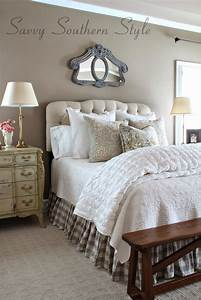 Savvy Southern Style : Answering Questions About My Bed