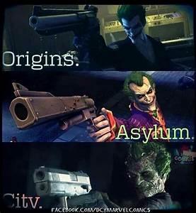 Joker Evolution | Batman | Pinterest