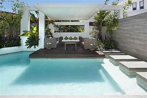 External sitting areas for Pool area designs