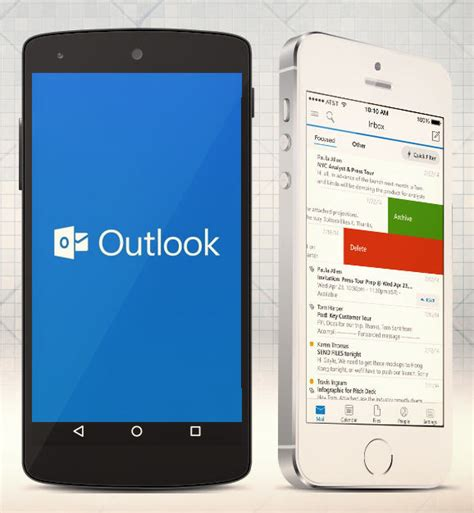 outlook android everything you need to about outlook for ios and
