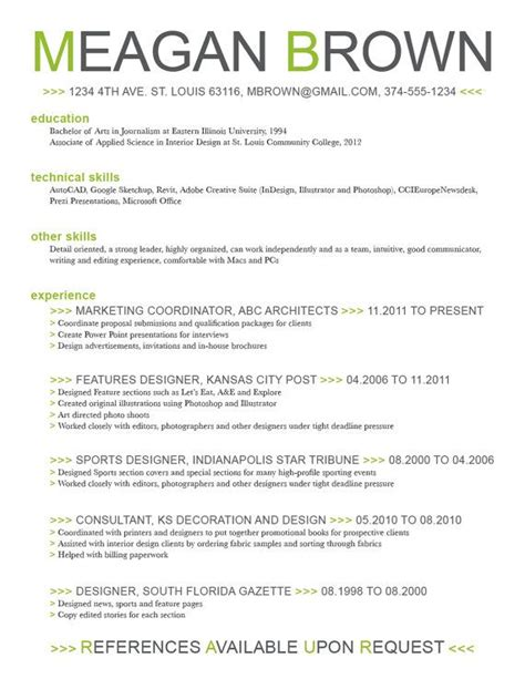Color On Resume by Using Color On Resumes Work Resume Cover Letter