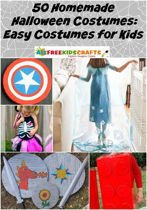 homemade halloween costumes easy costumes  kids