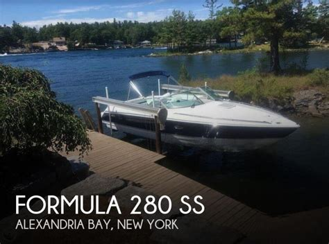 Formula 280 Ss Boats For Sale by Formula 280 Ss Boats For Sale In New York