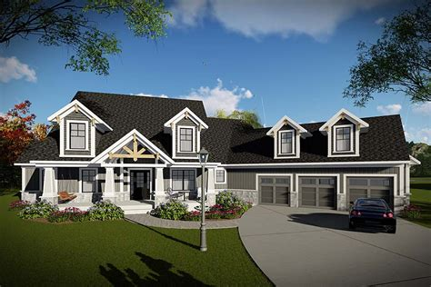 House Plan 75465 Traditional Style with 3792 Sq Ft 4