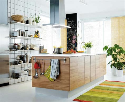 photos cuisines ikea les plus belles cuisines ikea cuisine solar hêtre ikea