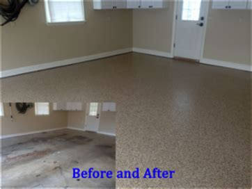garage floor paint cost per square foot 5 myths about garage floor coatings