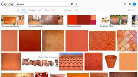 terracotta farbe kombinieren terracotta und vanille farbton selbst mischen wer weiss
