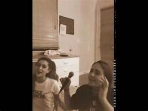 Ariana Grande, Alexa & Frankie Grande Sing The Hogwarts ...