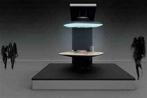 Futuristic Dining Tables : Fireplace by Marti Guixe