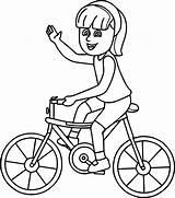 Bmx Coloring Bike Printable Bicycle Getcolorings Colorings sketch template