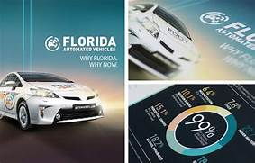 Fleets of automated cars may be coming to Florida roads with no human oversight…