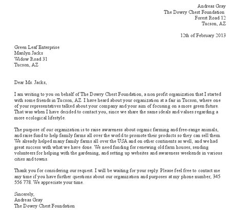 Exle Of Formal Letter Of Request by Formal Letters For Leave Application A Leave Request