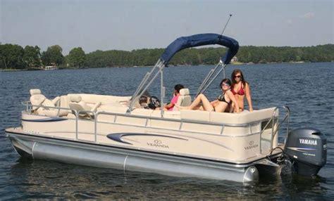 Veranda Pontoon Boat Bimini Top by Research Veranda V22pst On Iboats