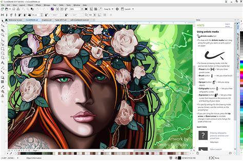 CorelDRAW Graphics Suite 2017, First Take: AI-assisted