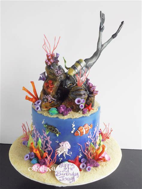amusing monday nautical themes   cake watching