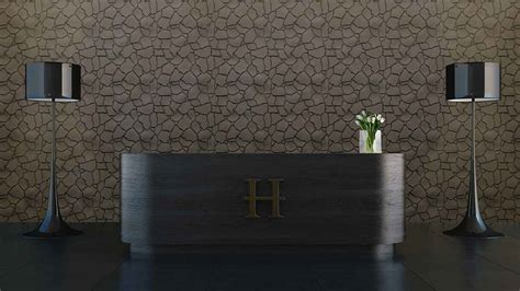 Commercial 3d Contemporary Wall Designs