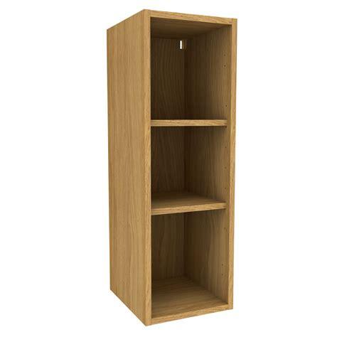oak effect kitchen cabinets cooke lewis oak effect standard wall cabinet w 3567