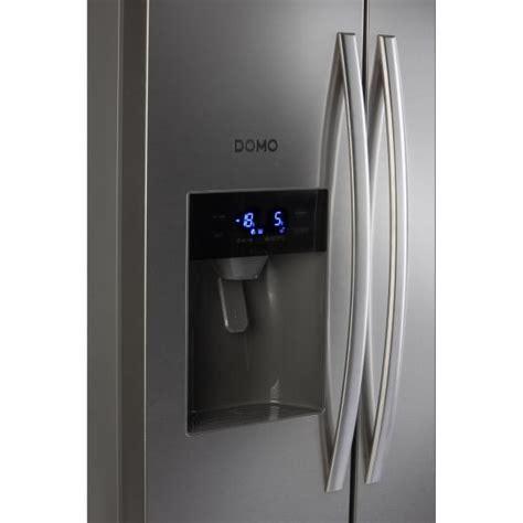 frigo distributeur d eau side by side combi frigo cong 233 lateur avec distributeur d