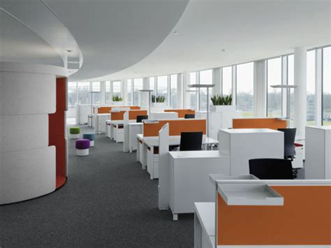 office spaces amazing cubicles with modern office space tailored for you