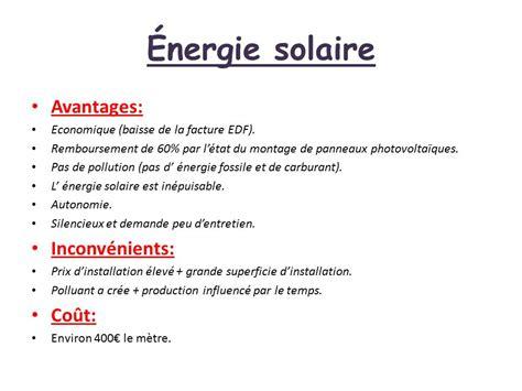 les energies renouvelables ppt t 233 l 233 charger