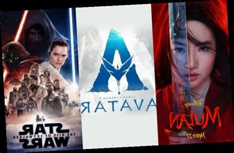 'Mulan' Removed From 2020 Release Schedule, 'Avatar 2' and ...