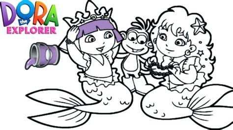 dora  friends drawing  getdrawingscom