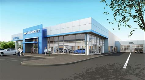 Chevy Dealership Proposed For Lincolnia