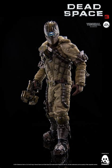 New Photos And Info For Dead Space 3 Isaac Clarke By