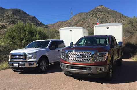 nissan truck 2016 is the 2016 nissan titan xd capable enough to seriously