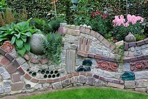 Steinmauer Im Garten : alte steinmauern im garten nowaday garden ~ Lizthompson.info Haus und Dekorationen