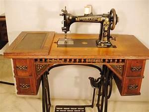 Wheeler & Wilson's D9 sewing machine