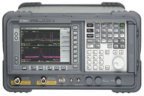 Agilent E4407B ESA-E 9kHz-26.5 GHz Spectrum Analyzer (NEW ...