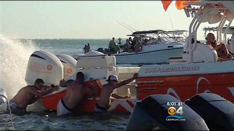 Boat Propeller Miami by Popular South Florida Radio Dj Involved In Deadly Boating