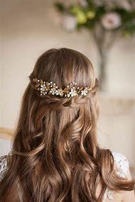 Boho Hair Accessories Flower