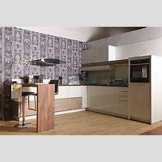 Alnomusterküche Moderne Einbauküche Alno Signsplit Mit