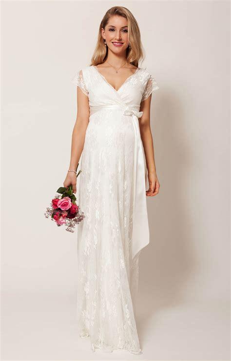 brautkleider schwanger 19 of the most gorgeous maternity wedding dress for brides