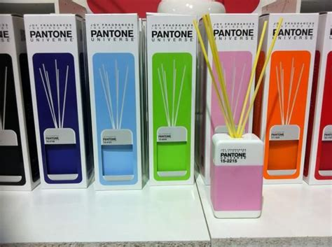 Pantone Fragrances... *___*