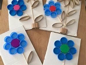 Bricolage Bois Facile : 1001 id es cr atives d 39 activit manuelle pour maternelle bouchons 10 pinterest activit ~ Melissatoandfro.com Idées de Décoration