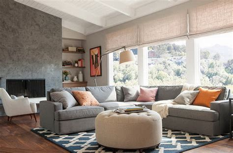 Sofas Interior Design by Interiors With Gray And Inviting Sofas Best Of Interior