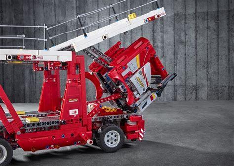 lego technic  car transporter offizielle setbilder