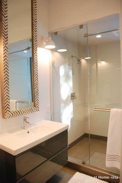 west elm bathroom vanity stay at home ista master bathroom and closet modern