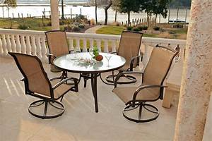 Agio emigh39s outdoor living for Agio patio furniture