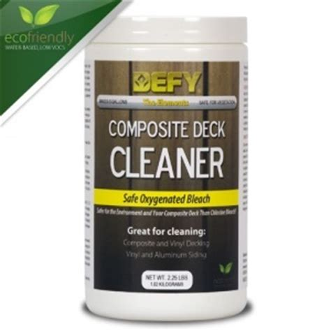 defy composite wood cleaner  wood cleaner  log home store