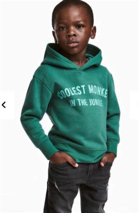 Hu0026M Apologizes For This Extremely Racist Sweatshirt - WSTale.com