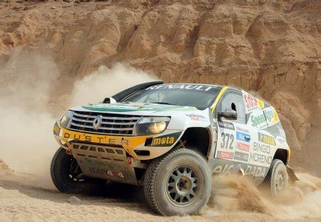 Renault Duster Backgrounds by Renault Duster Auto Racing Sports Background