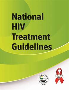 National HIV Treatment Guidelines