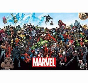 Poster Xxl Collage : marvel poster line up 15 poster gro format jetzt im shop bestellen close up gmbh ~ Orissabook.com Haus und Dekorationen
