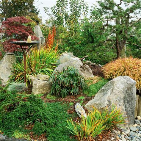 Garten Deko Paradies by 53 Erstaunliche Bilder Gartengestaltung Mit Steinen